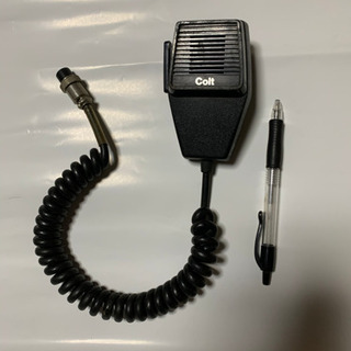 無線機ハンドマイク