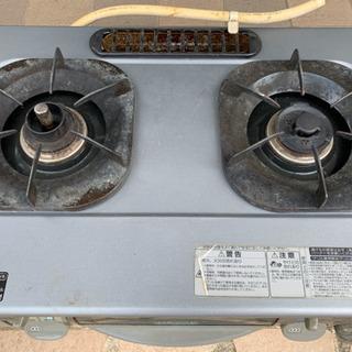 リンナイ ガスレンジ RT-M500GFT-R 都市ガス 02年製