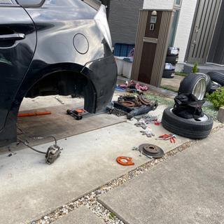 車 出張カスタム 修理 格安でやってます!