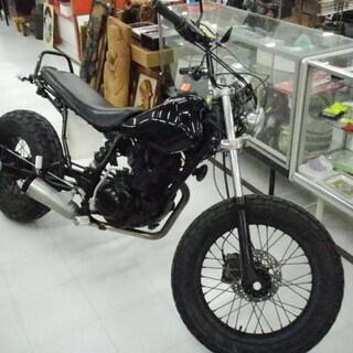 ヤマハ TW200 2JL スカチューン仕様 実働車 YAMAHA バイク 200cc 苫小牧西店の画像