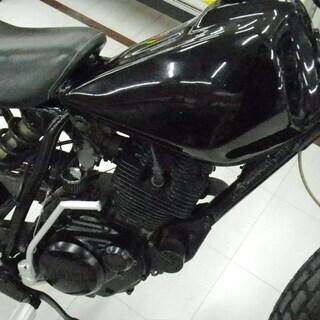 ヤマハ TW200 2JL スカチューン仕様 実働車 YAMAHA バイク 200cc 苫小牧西店 - バイク