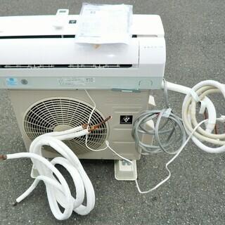 ☆シャープ SHARP AY-H22S-W 冷暖房ルームエアコン...