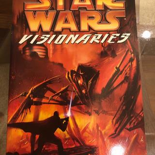 STAR WARS【VISIONARIES】カラー漫画