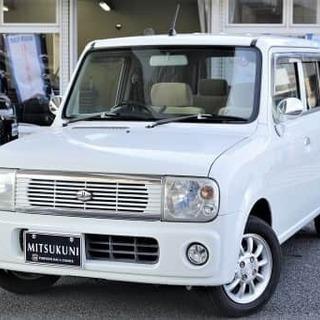 スズキの人気の軽自動車アルトラパン( *´艸`)💛