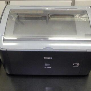 モノクロレーザープリンターA4 キャノンLBP3000B(中古)