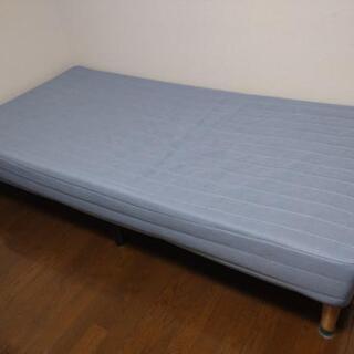 シングルベッド あげます