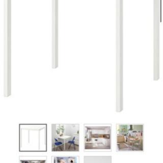 IKEA メルトルプ テーブル イス