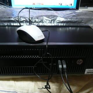 高速起動 HP EliteDesk 800 G1 i7 4790...