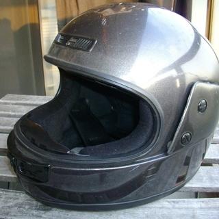 バイク ヘルメット シールド付 中古