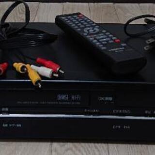 ビデオ一体型DVDプレーヤー  受け渡し者決定