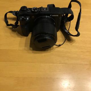 美品 Canon キャノンPOWERSHOT G3X カメラ 本体
