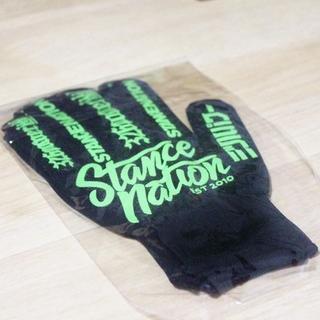 新品 326POWER  グリーン 手袋 作業用