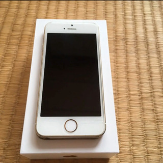 iPhone 5s Gold 16 GB docomo ドコモ ...