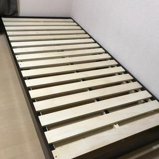 組み立て式すのこベッド