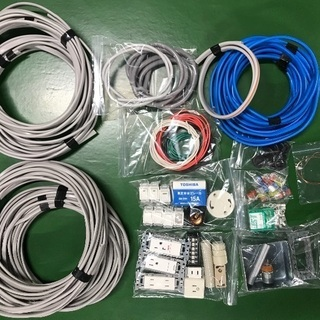 2020年度 第2種電気工事士試験実技練習セット(ケーブル2回練習) - 浦添市