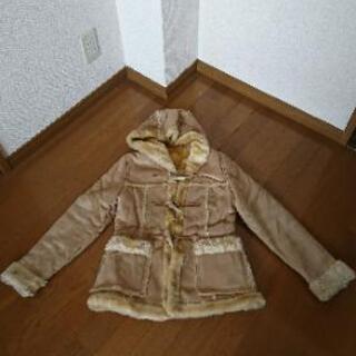 MーⅡ☆もこもこコート