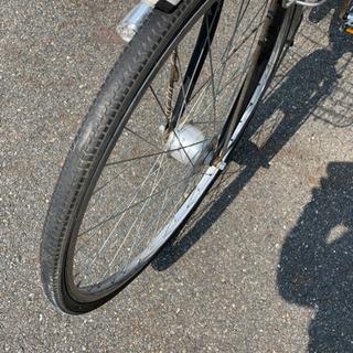 部品取り自転車 無料