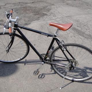 28インチ WEEKEND BIKES ウィークエンドバイクス 7段切替 クロスバイク 自転車 街乗り カギ ライトなしの画像