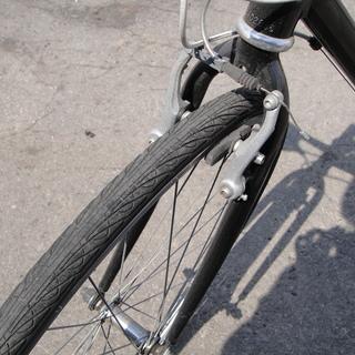 28インチ WEEKEND BIKES ウィークエンドバイクス 7段切替 クロスバイク 自転車 街乗り カギ ライトなし - 売ります・あげます