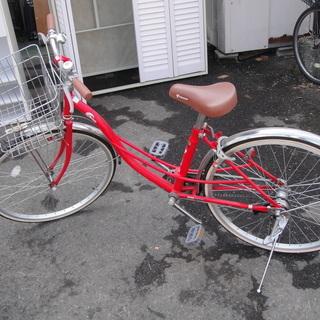 CBA 26インチ 自転車 シティサイクル ママチャリ 3…