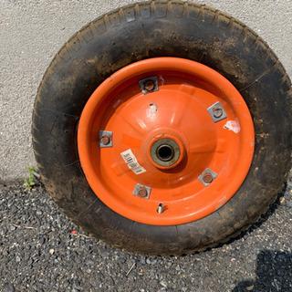 運搬用一輪車タイヤホイールセット