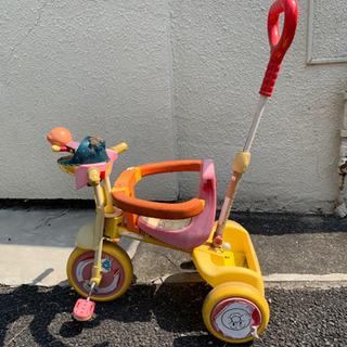 アンパンマン三輪車 差し上げます