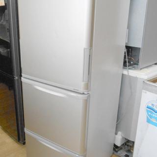 シャープ 3ドア 冷蔵庫 350L SJ-W352D-N どっち...