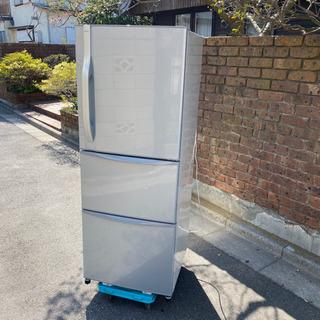 ★ TOSHIBA GR-B34N スリードア 冷蔵庫★