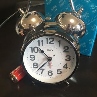 レトロで可愛い目覚まし時計
