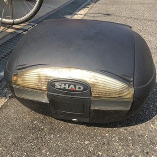 SHADバイク用トランク