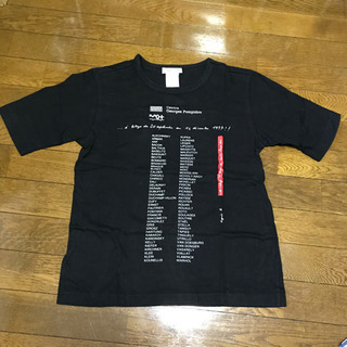 アニエス・ベーAgnes.b限定Tシャツ