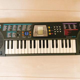 音は鳴りません⭐︎鍵盤の練習に