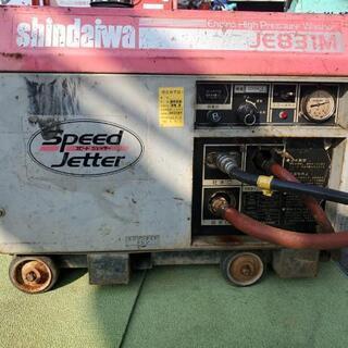 エンジン洗浄機 セル付