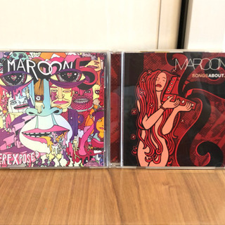Maroon 5 Overexposed / SONGS ABO...