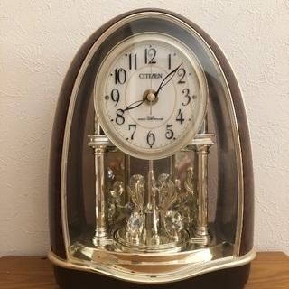 電波置き時計CITIZEN