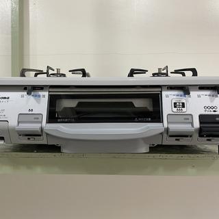 ガステーブル パロマ Paloma IC-900V-R グレー ...