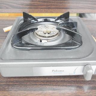 パロマ 1口ガスコンロ ガステーブル PA-E18F LPガス ...