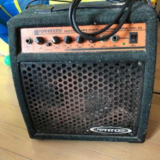 FERNANDES 15w ギター用アンプ