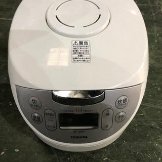TOSHIBA RC-10HH(W) 2016年 炊飯器