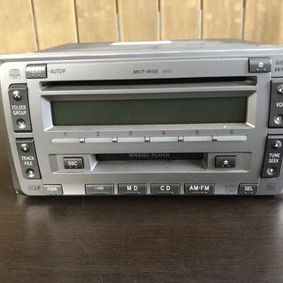 トヨタ純正オーディオ!MCT-W55
