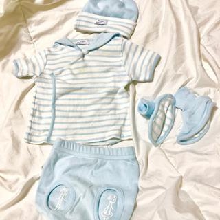 ベビー服 フルコーデ (新生児〜サイズ)