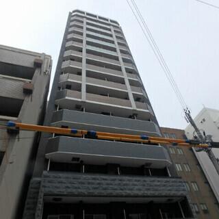 大阪市営地下鉄堺筋線「堺筋本町」徒歩5分の1K。王道の分譲です。