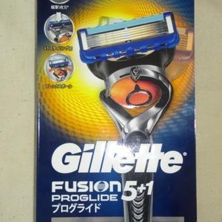 Gillette FUSION PROGLIDE ジレット…