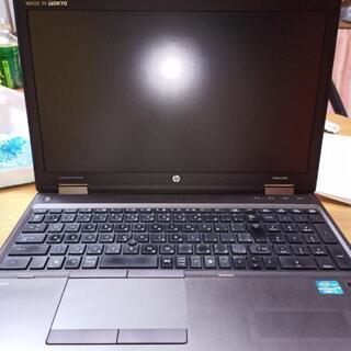 「格安のため早期お取引優先」HP ProBook 6570b