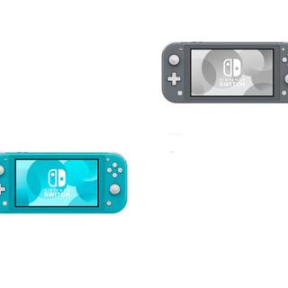 Switch lite プレゼント用で買いたいです。