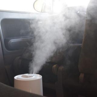 「コロナ対策」車内の「除菌」「消臭」