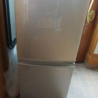 【冷蔵庫】単身者向け137LSHARP