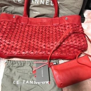 新品 フランスLE TANNEURのバック