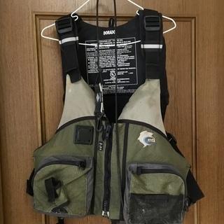 カヤック用フローティングベスト (高階救命器具) MTI ドラド L