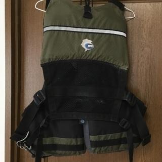 カヤック用フローティングベスト (高階救命器具) MTI ドラド L - スポーツ